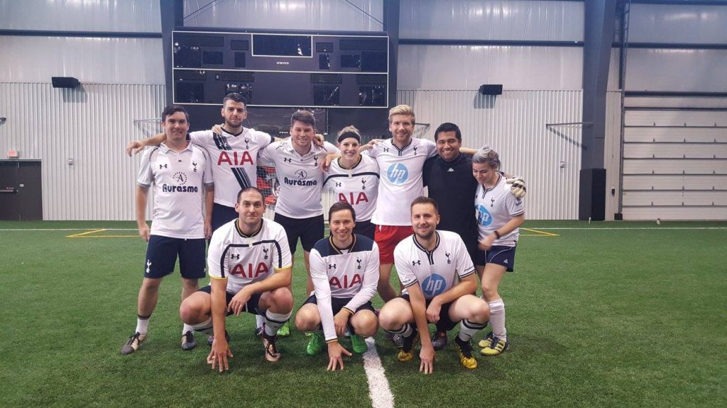 Spurs EPL Supporter's Tourney