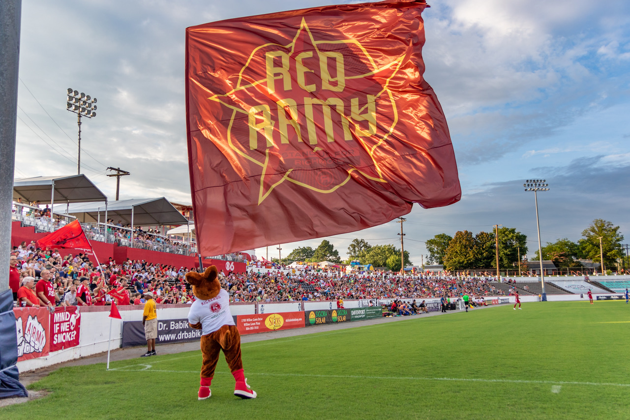 #81 Rivercity 93: Richmond Kickers Weekly – Riding out the Storm