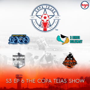 S3 Ep 6 The Copa Tejas Show