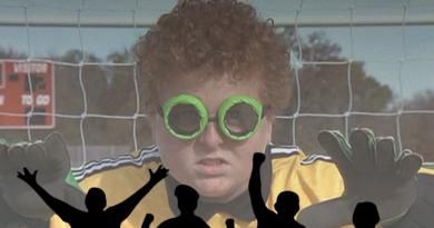 Mon Goals Soccer Theater - The Big Green