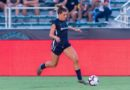 Cari Roccaro is enjoying her slice of success with NC Courage