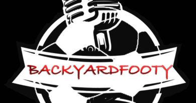 Back Yard Footy - ARSC