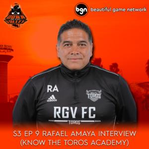 Rafael Amaya RGVFC Academy Director