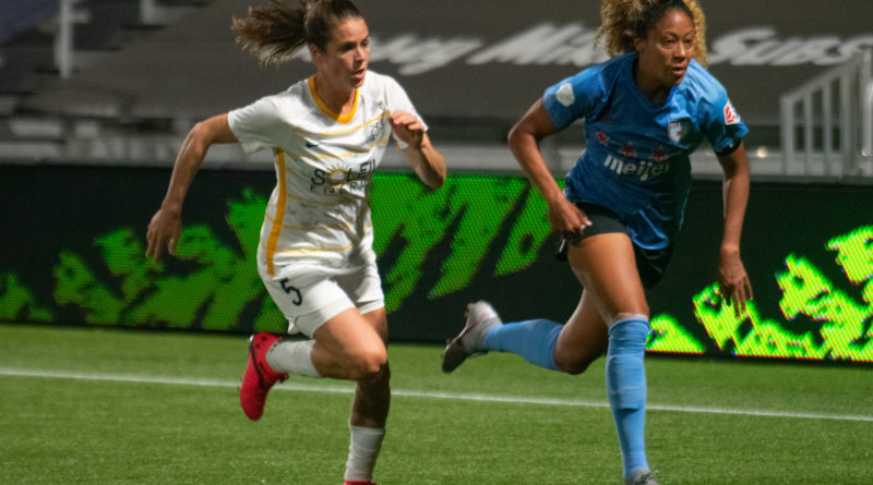 NWSL Challenge Cup players