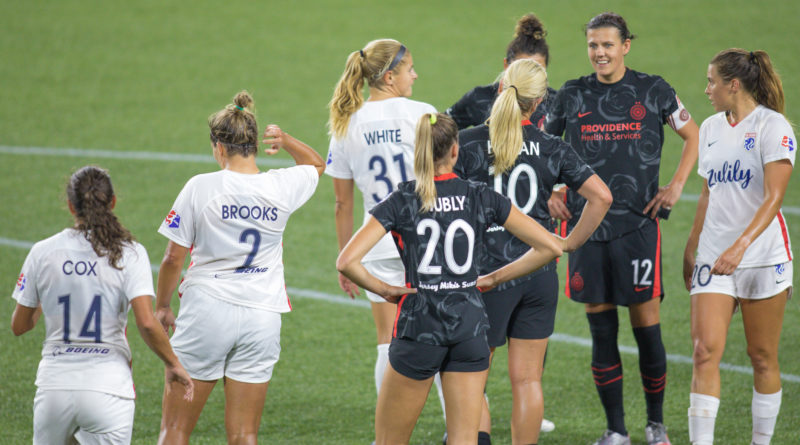 Thorns Reign NWSL
