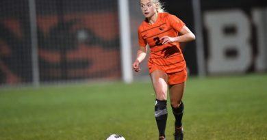 Kaillen Fried of Oregon State