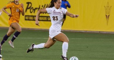 Olivia Nguyen of Arizona State