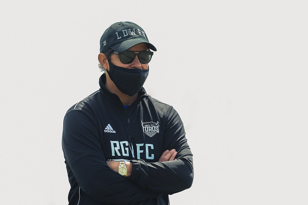Wilmer Cabrera of RGVFC