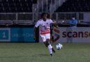 Mumbi Kwesele of the Richmond Kickers