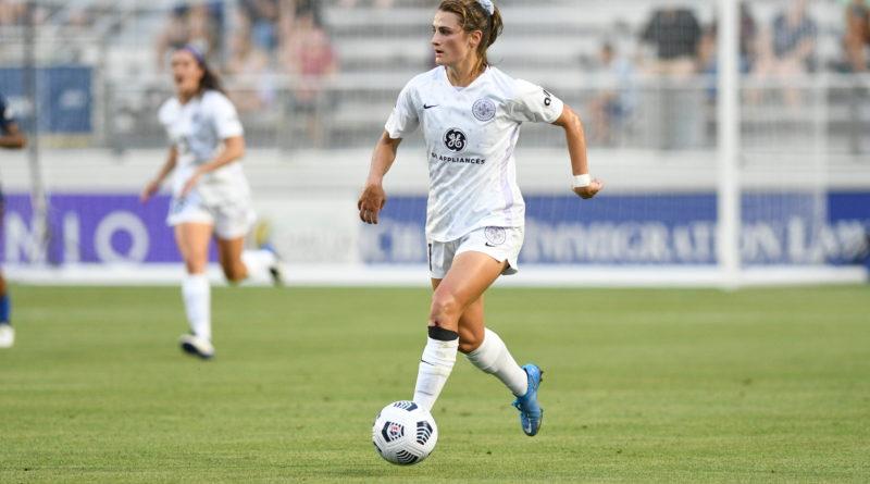 Emily Fox of Racing Louisville