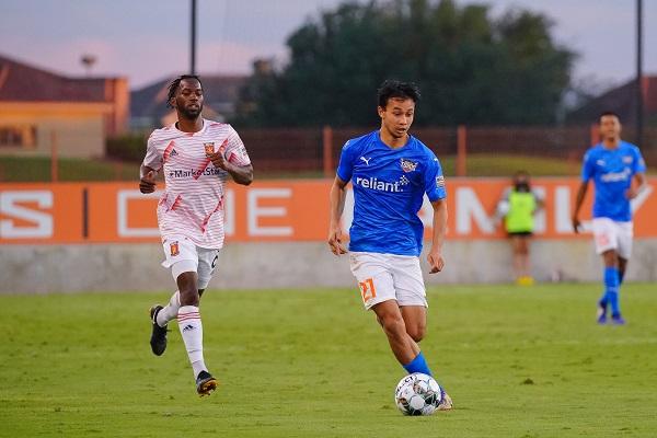 Wan Kuzain of RGVFC
