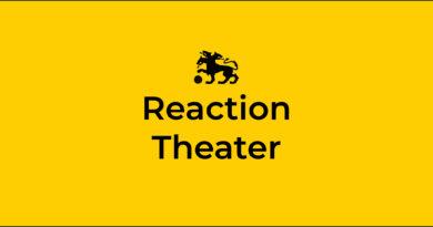 Mon Goals - Loudoun Reaction Theater