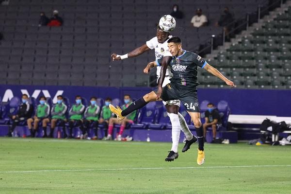 Las Vegas Lights FC vs. LA Galaxy II