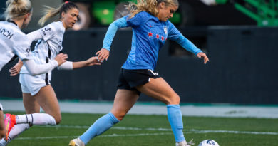Makenzy Doniak of the Chicago Red Stars