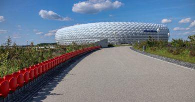 Allianz Arena, a UEFA Euro 2020 venue