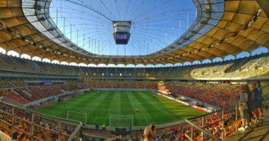 National Arena, a Euro 2020 venue
