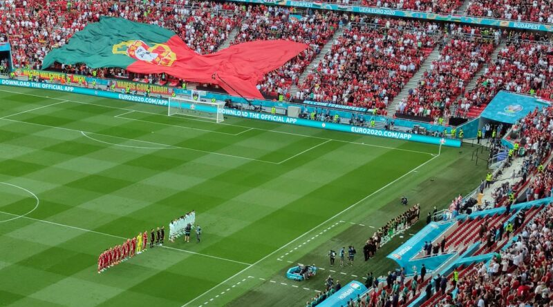 Portugal was eliminated from UEFA Euro 2020