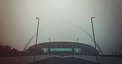 Wembley Stadium, a venue in UEFA Euro 20202