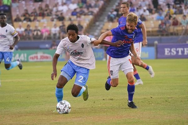 Las Vegas Lights FC vs. Orange County SC