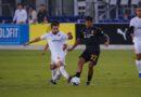Rodrigo Lopez of RGVFC vs. Austin Bold FC