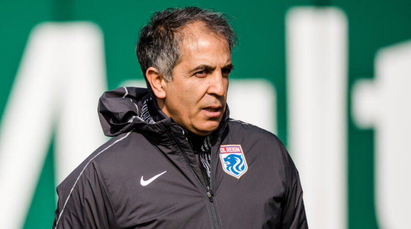Farid Benstiti, former coach of OL Reign