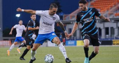 Vicente Sanchez of RGVFC