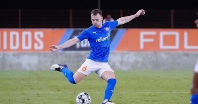 James Murphy of RGVFC