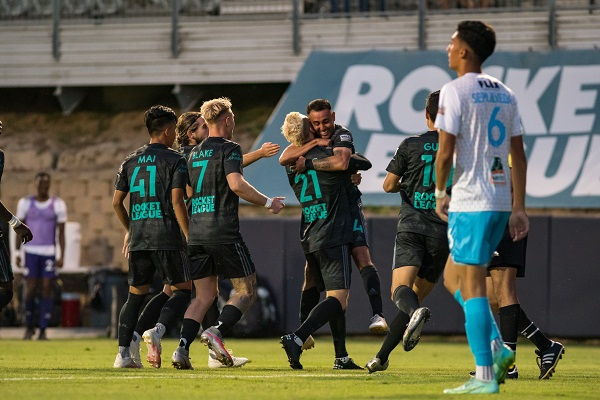 Las Vegas Lights FC lose to Loyal SC, 5-1