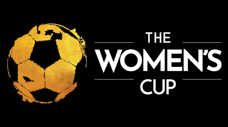 Logo for the women's cup tournament