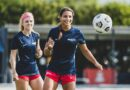 Jill Aguilera of Arizona women's soccer