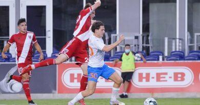 RGVFC vs. Loudoun United FC