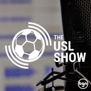 New USL Show Logo